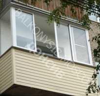 Сколько стоит обшить балкон сайдингом снаружи