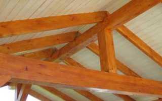 Чем обработать стропила и обрешетку крыши