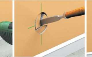 Насадка на дрель для штробления стен