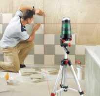 Как поклеить кафельную плитку на стену