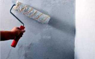Побелка стен известью в домашних условиях