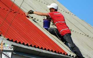 Как правильно накрыть крышу шифером своими руками