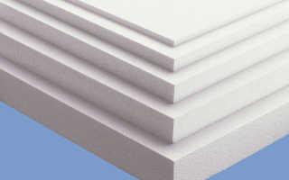 Стеновые панели из пенопласта