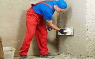 Нужно ли штукатурить стены в панельном доме