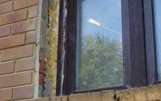 Как сделать откосы на окнах с улицы