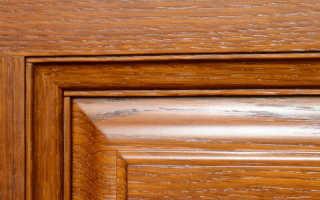 Как покрасить дверь из дерева своими руками?