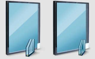 Стоимость однокамерного стеклопакета за м2