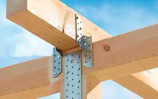Как закрепить деревянный брусок к кирпичной стене