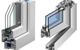 Чем отличаются пластиковые окна от алюминиевых