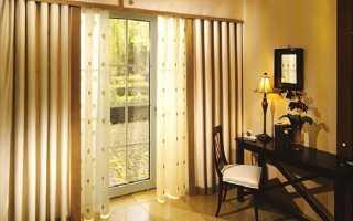 Как правильно выбрать шторы по размеру?