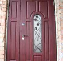 Как врезать замок в деревянную дверь?
