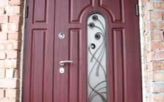 Как правильно врезать замок в деревянную дверь?